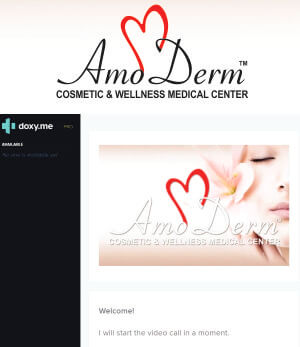 Virtual Consultation for Cosmetic Treatments
