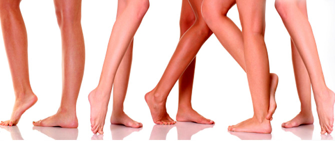 Legs - Calf Slimming Treatment